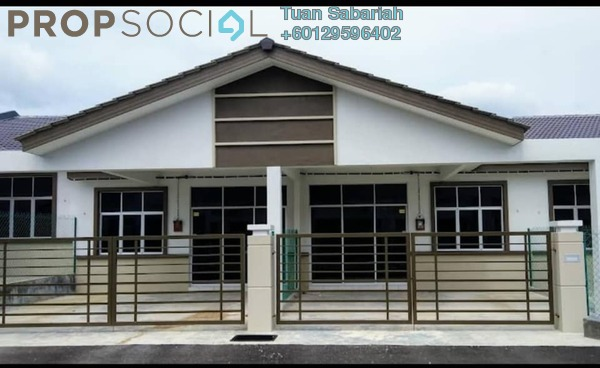 Terrace For Sale in Taman Nuri, Durian Tunggal Freehold Unfurnished 3R/2B 230k