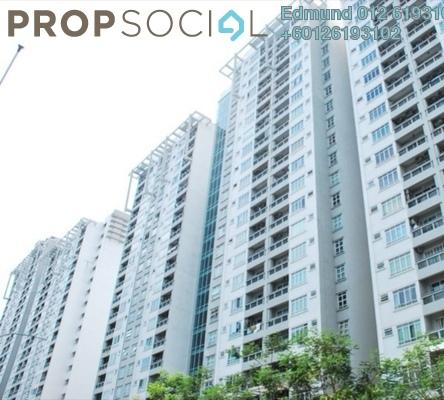Condominium For Rent in Sterling, Kelana Jaya Freehold Unfurnished 3R/2B 1.8k