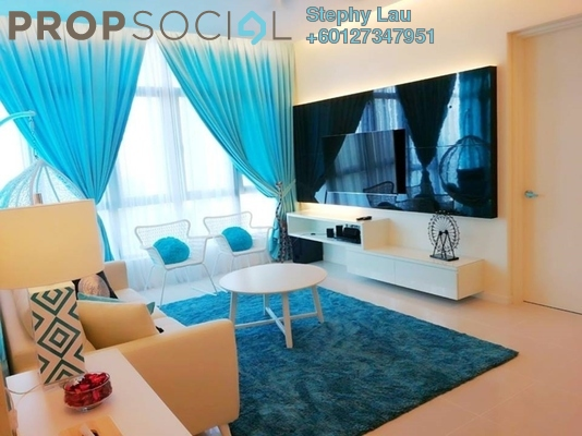 Condominium For Rent in Tropicana Avenue, Tropicana Freehold Fully Furnished 3R/2B 3.8k