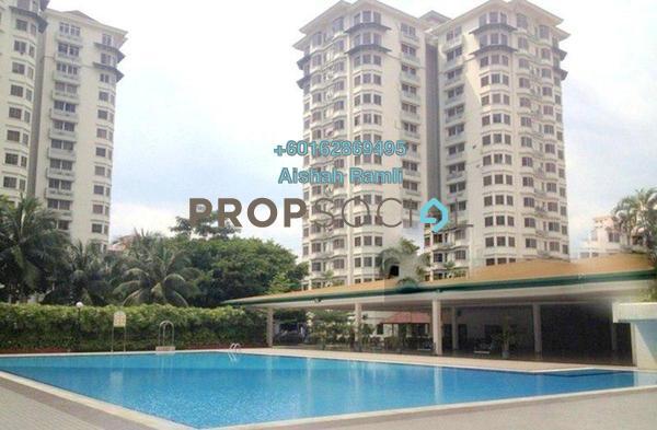 Condominium For Rent in Kelana D'Putera, Kelana Jaya Freehold Semi Furnished 3R/2B 1.85k