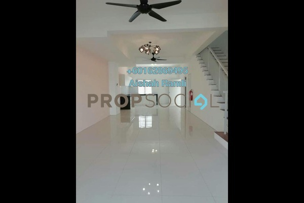 Terrace For Rent in Cybersouth, Dengkil Freehold Semi Furnished 3R/3B 1.7k