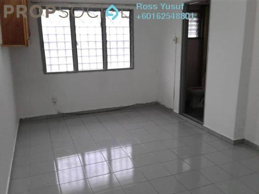 Terrace For Rent in EcoSky, Kuala Lumpur Freehold Semi Furnished 3R/2B 1.25k