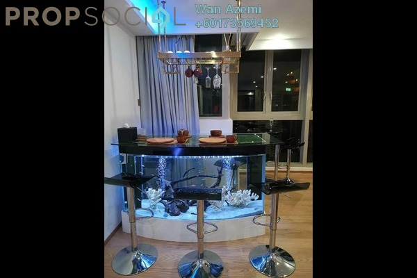 Condominium For Sale in Marc Service Residence, KLCC Freehold Fully Furnished 2R/1B 1.2m