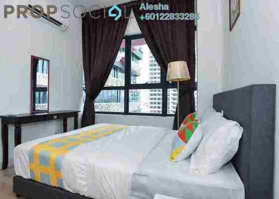 Serviced Residence For Sale in Arte +, Jalan Ampang Freehold Unfurnished 1R/1B 435k