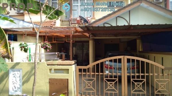 Terrace For Sale in Taman Ukay Bistari, Ukay Freehold Semi Furnished 7R/3B 775k