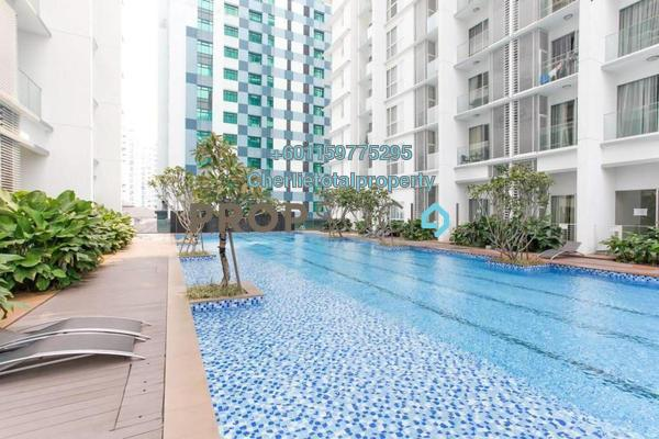 Condominium For Rent in M Suites, Ampang Hilir Freehold Fully Furnished 2R/1B 2.6k