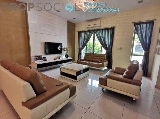 Superlink For Sale in East Ledang, Iskandar Puteri (Nusajaya) Freehold Fully Furnished 4R/6B 830k
