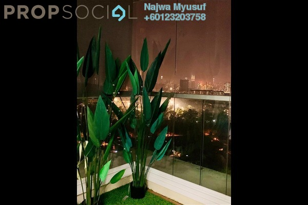 Condominium For Sale in Platinum Hill PV8, Setapak Freehold Semi Furnished 3R/2B 680k