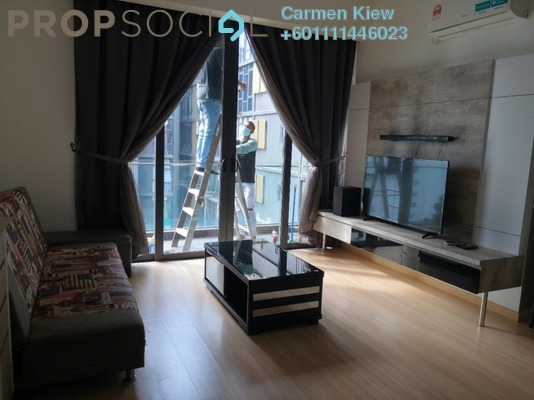Serviced Residence For Rent in Cube 8 Teens Service Apartment, Tebrau Freehold Fully Furnished 1R/1B 1k