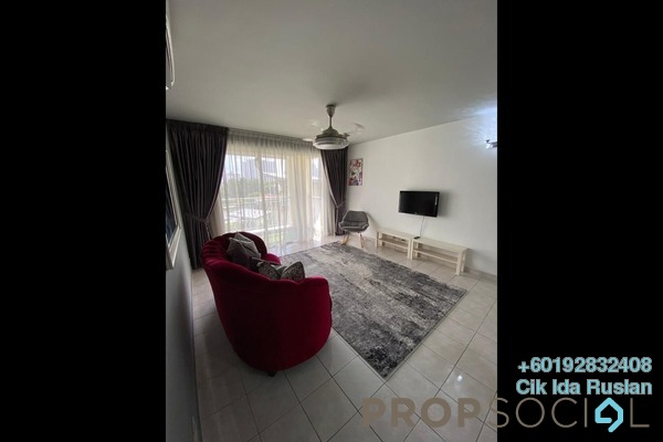 Condominium For Sale in Mont Kiara Bayu, Mont Kiara Freehold Fully Furnished 2R/2B 640k