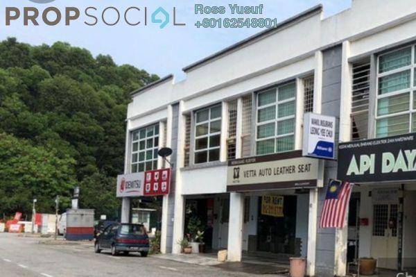 Shop For Rent in Taman Desa Jaya, Kepong Freehold Unfurnished 0R/0B 3.3k