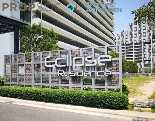 Apartment For Rent in Eclipse Residence @ Pan'gaea, Cyberjaya Freehold Fully Furnished 3R/2B 2.2k