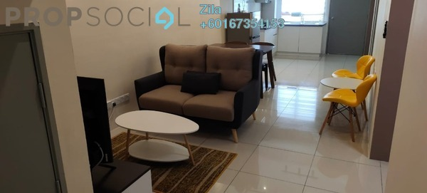 Townhouse For Rent in Simfoni Perdana, Alam Perdana Freehold Fully Furnished 4R/2B 1.65k