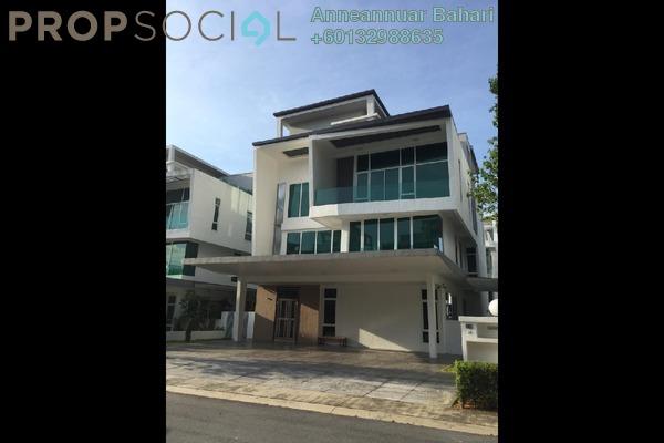 Bungalow For Sale in Garden Residence, Cyberjaya Freehold Semi Furnished 9R/9B 3.68m