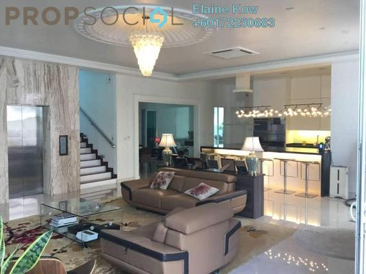 Bungalow For Sale in Garden Residence, Cyberjaya Freehold Fully Furnished 9R/9B 3.79m