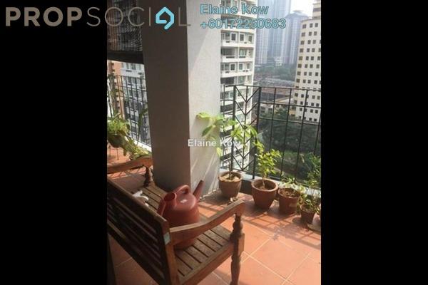 Condominium For Sale in Lanai Kiara, Mont Kiara Freehold Semi Furnished 3R/2B 708k