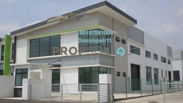 Factory For Rent in Setia Business Park, Johor Bahru Freehold Unfurnished 0R/0B 6k