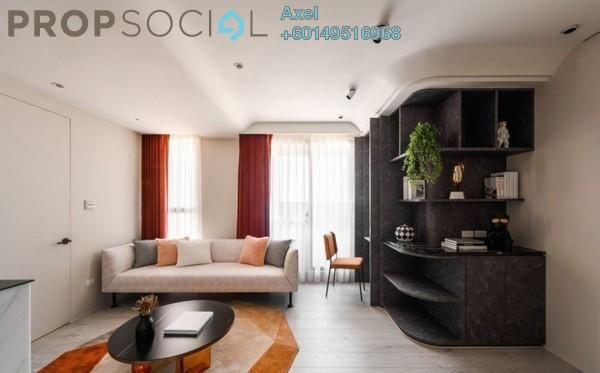 Condominium For Sale in Taman Wahyu, Jalan Ipoh Freehold Semi Furnished 3R/2B 649k