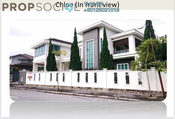 Bungalow For Sale in Meru Heights, Ipoh Freehold Fully Furnished 5R/6B 2m