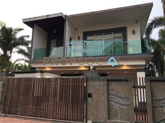 Bungalow For Sale in Taman Austin Heights, Tebrau Freehold Semi Furnished 6R/6B 1.8m