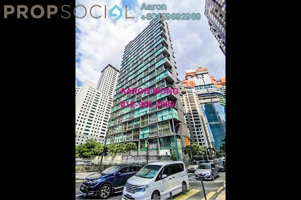 Serviced Residence For Rent in Vipod Suites, KLCC Freehold Fully Furnished 2R/1B 3.8k