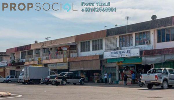 Shop For Rent in Taman Desa Jaya, Kepong Freehold Unfurnished 0R/0B 3k