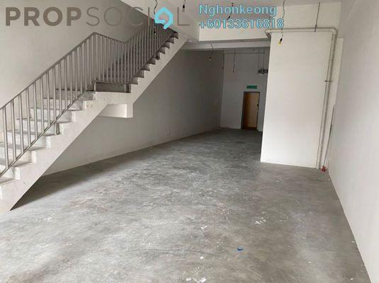 Shop For Rent in Lakeville Residence, Jalan Ipoh Freehold Unfurnished 0R/0B 4.5k