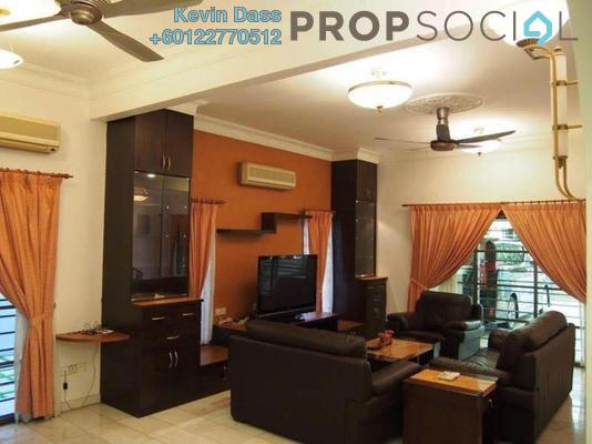 Semi-Detached For Rent in Sri Ampang Mas, Ampang Freehold Fully Furnished 6R/5B 5.8k