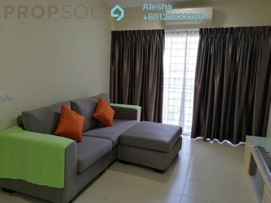 Apartment For Sale in Seri Kasturi, Setia Alam Freehold Fully Furnished 3R/2B 380k