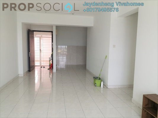 Condominium For Rent in Sterling, Kelana Jaya Freehold Unfurnished 4R/2B 1.7k