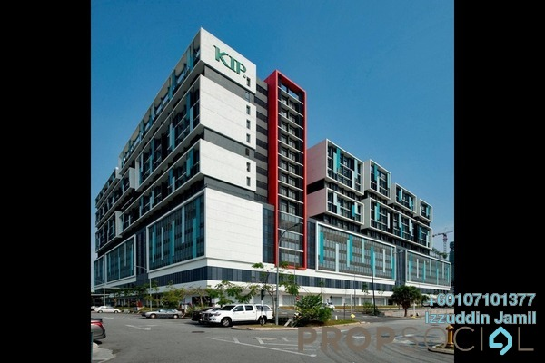 SoHo/Studio For Sale in Core SoHo Suites, Sepang Freehold Semi Furnished 1R/1B 210k