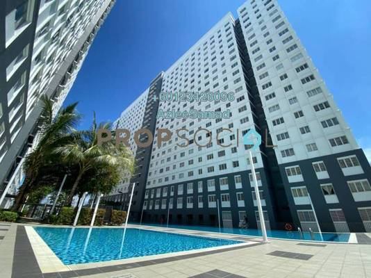 Apartment For Sale in Eco Majestic, Semenyih Freehold Unfurnished 3R/2B 265k