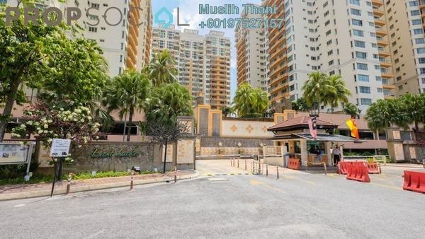 Condominium For Sale in East Lake Residence, Seri Kembangan Freehold Semi Furnished 3R/2B 385k