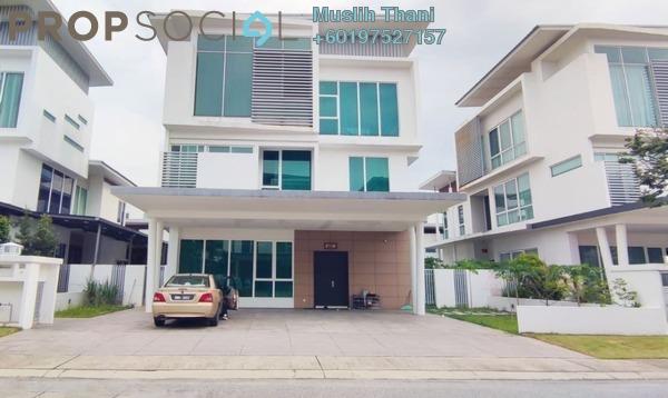 Bungalow For Sale in Garden Residence, Cyberjaya Freehold Semi Furnished 5R/4B 2.8m