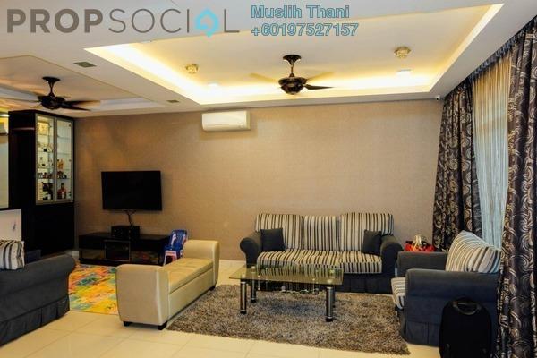 Terrace For Sale in Kajang 2, Kajang Freehold Semi Furnished 3R/3B 699k