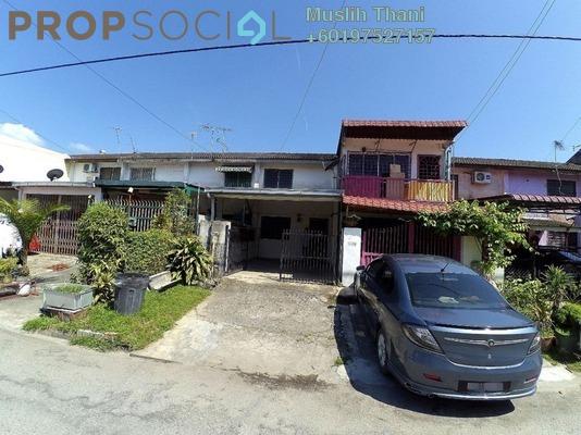 Terrace For Sale in Taman Selayang Jaya, Selayang Freehold Unfurnished 2R/1B 365k