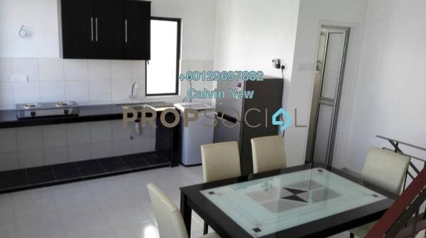 Townhouse For Rent in Section 3, Bandar Mahkota Cheras Freehold Fully Furnished 3R/2B 1.3k