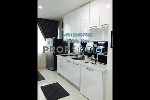 Condominium For Sale in Summer Suites, KLCC Freehold Fully Furnished 1R/1B 566k