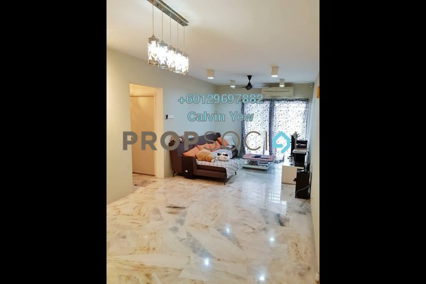 Condominium For Sale in Brem Park, Kuchai Lama Freehold Fully Furnished 2R/2B 450k