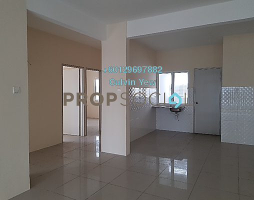 Condominium For Sale in Imperial Residence, Cheras South Freehold Unfurnished 3R/3B 550k