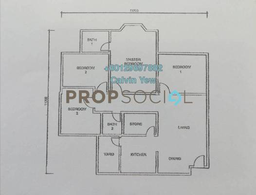 Condominium For Rent in Sri Emas, Pudu Freehold Fully Furnished 4R/2B 2.7k