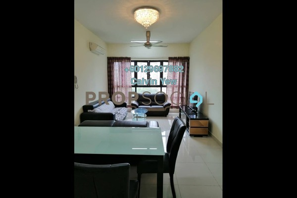 Condominium For Sale in KM1, Bukit Jalil Freehold Fully Furnished 3R/3B 840k