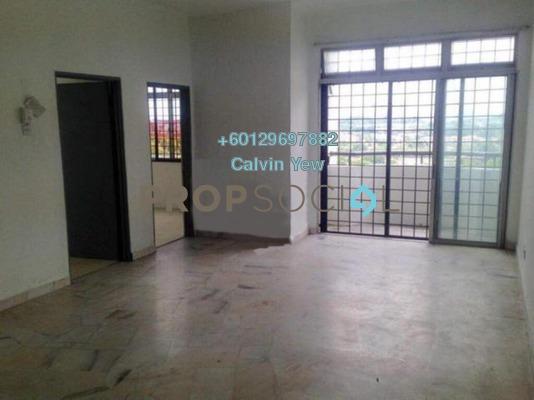 Apartment For Sale in Lagoon Perdana, Bandar Sunway Freehold Unfurnished 3R/2B 195k