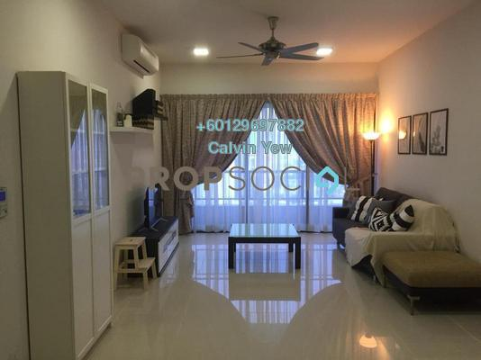 Condominium For Rent in G Residence, Desa Pandan Freehold Fully Furnished 2R/2B 3.2k