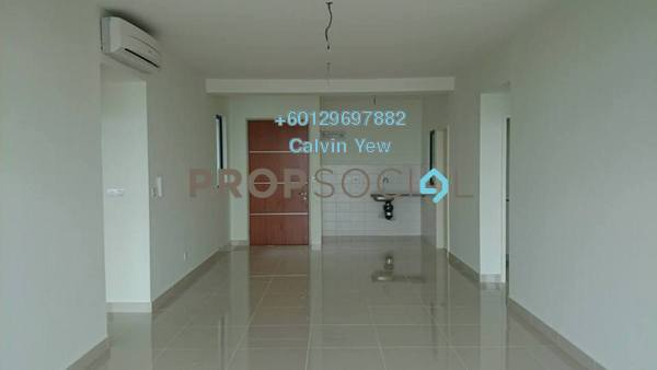 Condominium For Sale in The Z Residence, Bukit Jalil Freehold Unfurnished 3R/2B 630k