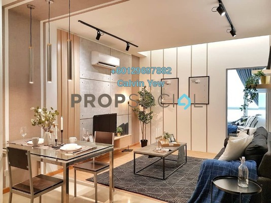 Serviced Residence For Rent in Park View, KLCC Freehold Fully Furnished 2R/1B 3.2k