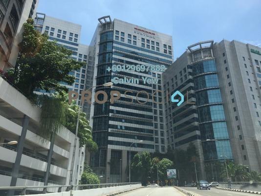 Office For Rent in Plaza Sentral, KL Sentral Freehold Unfurnished 0R/0B 14.9k