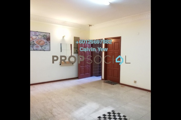 Condominium For Rent in City Park, Pudu Freehold Unfurnished 3R/2B 1.6k