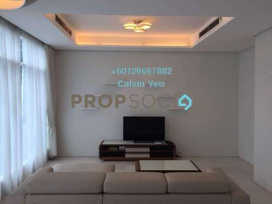 Condominium For Rent in Quadro Residences, KLCC Freehold Fully Furnished 3R/2B 7.5k