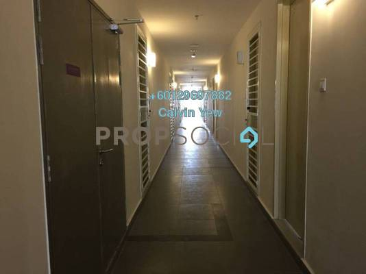 Condominium For Rent in 3Elements, Bandar Putra Permai Freehold Unfurnished 0R/1B 1k